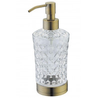 Диспенсер жидкого мыла Boheme 10221 бронза