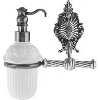 Дозатор жидкого мыла настенный Migliore Elisabetta ML.ELB-60.107.CR, хром