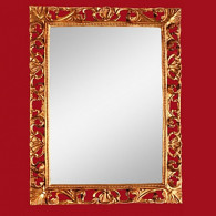 Зеркало для ванной Migliore Complementi ML.COM-70.708.DO, золото