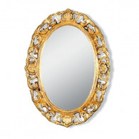 Зеркало для ванной Migliore Complementi ML.COM-70.703.DO, золото