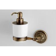 Дозатор жидкого мыла настенный WellWood Old British AC-0218C205