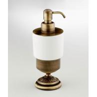 Дозатор жидкого мыла настольный WellWood Old British AC-0219C205