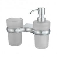 Держатель стакана и дозатора WasserKraft Berkel K-6800 K-6889