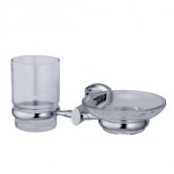 Держатель стакана и мыльницы WasserKraft Oder K-3000 K-3026