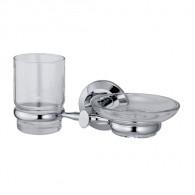 Держатель стакана и мыльницы WasserKraft Rhein K-6200 K-6226