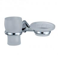 Держатель стакана и мыльницы WasserKraft Aller K-1100 K-1126