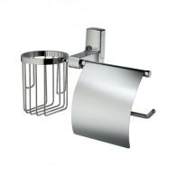 Бумагодержатель и освежитель WasserKraft Leine K-5000 K-5059