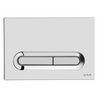 Кнопка слива инсталляций VitrA 740-0780 глянцевый хром
