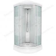 Душевая кабина Triton Стандарт А3 100x100 стекло узоры