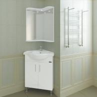 Мебель для ванной СанТа Аврора угловая