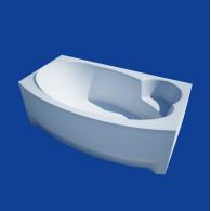 Акриловая ванна Thermolux INFINITY 190x110