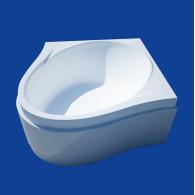 Акриловая ванна Thermolux INFINITY Life 164x164(140x140)