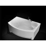 Акриловая ванна GNT Bohemia 190 L