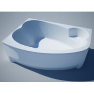 Акриловая ванна Thermolux INFINITY Love 190 x 138 R