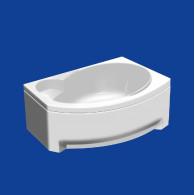 Акриловая ванна Thermolux INFINITY MINI 170x105 L