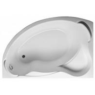 Акриловая ванна 1Marka Catania 160x110 (R)