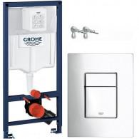 Система инсталляции 3 в 1 Grohe Rapid SL 38772001