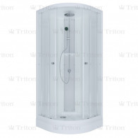 Душевая кабина Triton Гидрус 3 стекло белый (ДН3)