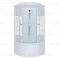Душевая кабина Triton Стандарт 90x90 Б3 ДН3 стекло квадраты