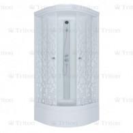 Душевая кабина Triton Стандарт В3 100x100 стекло мозаика