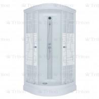 Душевая кабина Triton Стандарт А3 100x100 стекло квадраты (ДН3)