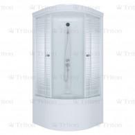 Душевая кабина Triton Стандарт 90x90 Б3 ДН3 стекло полосы (ДН3)