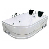 Акриловая ванна Loranto 170x116x50x65 правая