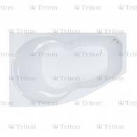 Акриловая ванна Triton Бриз 150х95 R