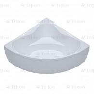 Акриловая ванна Triton Троя 150х150