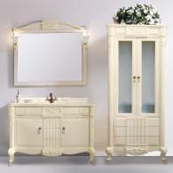 Мебель для ванной Demax Луизиана 120 blanco antic