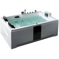 Акриловая ванна Gemy G9061 O R