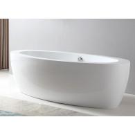 Акриловая ванна Abber AB9206 180x91
