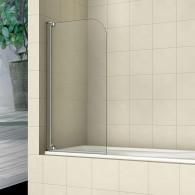 Шторка на ванну RGW Screens SC-01 1000x1500 стекло чистое