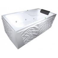 Акриловая ванна Aquatika Аксиома SENSA