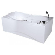 Акриловая ванна Aquatika Атлантис без гидромассажа