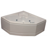 Акриловая ванна Aquatika Серена без гидромассажа