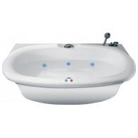 Акриловая ванна Aquatika Скульптура SENSA