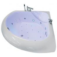 Акриловая ванна Aquatika Тема (140x140 см) SENSA