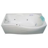 Акриловая ванна BellRado Милен (R)