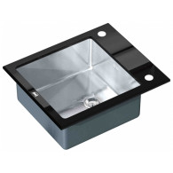 Мойка из нержавейки Zorg Inox GL-6051 Black