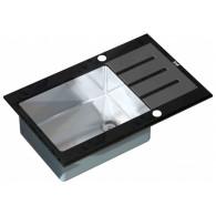 Мойка из нержавейки Zorg Inox GL-7851 Black