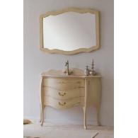Мебель для ванной Аллигатор Royal Престиж 115А с росписью