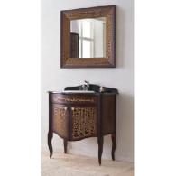 Мебель для ванной Аллигатор Royal Комфорт 90 A (M) старый лак