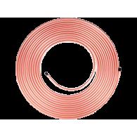 Труба медная (V) ТОР 15,88х0,7х15000 (5/8), бухта