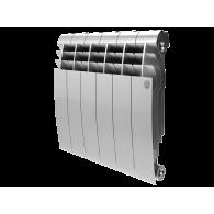 Радиатор Royal Thermo BiLiner 350 /Silver Satin - 6 секц.