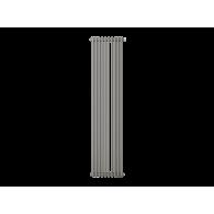 Радиатор трубчатый Zehnder Charleston 2180, 10 сек.1/2 ниж.подк. RAL0325 TL (кроншт.в компл)