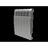 Радиатор Royal Thermo BiLiner 500 Silver Satin - 10 секц.