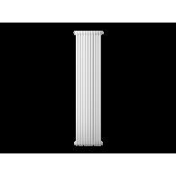 Радиатор трубчатый Zehnder Charleston 2180, 12 сек.1/2 бок.подк. RAL9016 (кроншт.в компл)