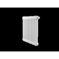 Радиатор трубчатый Zehnder Charleston Retrofit 2056, 10 сек.1/2 ниж.подк. RAL9016 (кроншт.в компл)