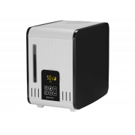 Паровой увлажнитель воздуха Boneco S450 black (стерильный пар)